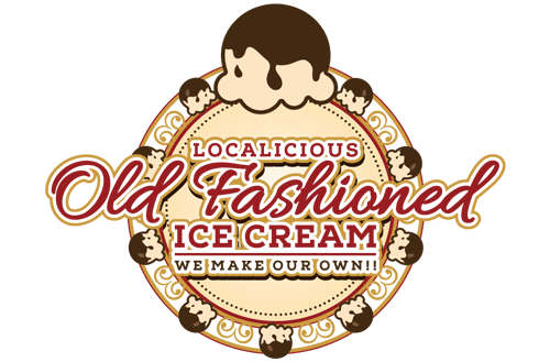 Localicious Old Fashioned Ice Cream